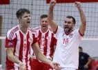 Petrovam vēl viena uzvara Krievijā, Egleskalns Grieķijas čempionātu atsāk ar 31 punktu