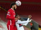 """""""Liverpool"""" pazaudē vēl vienu pamatsastāva aizsargu - Gomesam veikta operācija"""