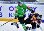 Bičevskim divi punkti Čehijā, Edgaram Kuldam vārti Krievijā, Rubīns piespēlē Dānijā