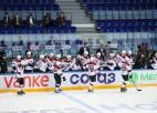 "Video: Rīgas ""Dinamo"" Mitiščos apspēlē Pekinas ""Kunlun Red Star"""