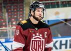 """""""Dinamo"""" Dārziņa 600. mačā KHL atspēlējas no 0:2, taču piekāpjas """"Sibir"""""""