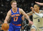 NBA spēlējošais Brazdeiķis varētu drīzumā atgūt Lietuvas pilsonību
