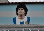 Argentīnas valdība lems par Maradonas attēlošanu uz valsts naudaszīmēm