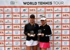 Vismane gadu pabeidz ar zaudējumu ITF dubultspēļu finālā
