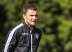 Video: Kalašņikovs par darbu Igaunijā un Latvijas futbola treneru karjeru