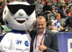 Eriksons turpinās vadīt Starptautisko florbola federāciju