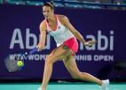 Pliškova zaudē ranga trešajā simtā esošai WTA turnīru debitantei