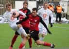 Liepa izturējis pārbaudi Čehijas otrās līgas klubā