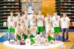 Foto: Valmieras U-16 basketbolisti izcīna LJBL čempiontitulu