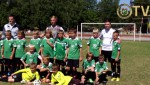 Video: Zēnu Futbola festivāla C grupas spēles Salacgrīvā