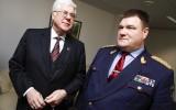 Foto: Latvijas olimpieši saņem Iekšlietu ministrijas apbalvojumus