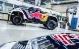 Foto: ''Peugeot'' komanda publicē Dakaras rallija auto krāsojumu