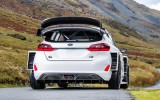 Foto: M-Sport atrāda jauno 380 Zs jaudīgo ''Ford Fiesta WRC''