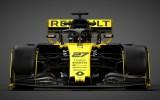 """Foto: """"Renault"""" prezentē jauno F1 modeli"""