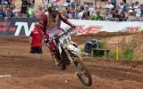 Foto: Pasaules labākie motokrosa braucēji pulcējas Ķegumā
