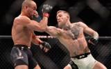 """Foto: Atskats uz cīņu šovu """"UFC 205"""""""