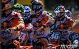 Foto: Latvijā notiek MXGP pasaules motokrosa čempionāta posms