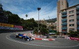 Foto: Formula 1 pierūcina Monako ielas