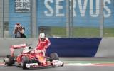 Foto: Skandalozās F1 sacīkstes Austrijā