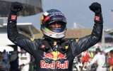 "Foto: ""Red Bull"" izcīna pirmo dubultuzvaru kopš 2013. gada"