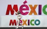 Foto: Skandalozais F1 posms Meksikā