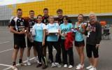 "Foto: ""Ghetto Games"" <i>Street handball</i> turnīrs Salaspilī"