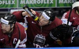 Foto: Latvija uzvar un saglabā vietu elitē