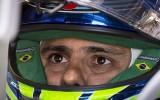 Video: Felipes Masas komandas biedrs kartinga sacīkšu laikā sakaujas