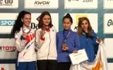 Inese Tarvida sakauj Rio vicečempioni un triumfē Eiropas klubu čempionātā