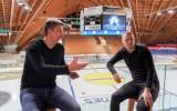 """Vītoliņš par Davosu: """"Ja noturēsimies līgā, komandai nākotnē ir lielas perspektīvas"""""""