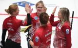 Sportacentrs.com TV: pašatdeve, sīkstums un komandas gars - kērlinga izlase cīņā pret čempioni Kanādu
