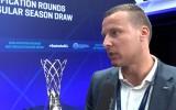 """Jahovičs: """"Čempionu līgā VEF pirmais mērķis būs izkļūt no grupas"""""""