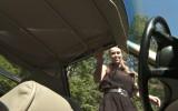 Video: Madara Biedriņa izrāda savu lepno 1986. gada kabrioletu