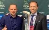 """Ļašenko: """"U19 futzāla izlasē izveidojies lielisks kolektīvs"""""""