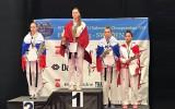 Jolanta Tarvida triumfē U21 Eiropas čempionātā