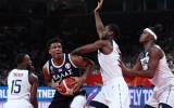 Statistika: NBA superzvaigznēm pieticīgs sniegums Pasaules kausā