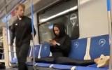 Video: Ja pandēmijas laikā gribi sēdēt blakus sievietei, bet viņa izrādās sportiste