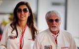 89 gadus vecais bijušais F1 boss Eklstons ceturto reizi kļūs par tēvu