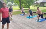 Latvijas bobsleja izlase sāk kopīgo gatavošanos nākamajai sezonai