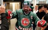 """39 gadus vecais Zaripovs: """"Man ir pieci Gagarina kausi, bet gribas vēl"""""""