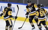 """Bļugeram +1, Krosbijs panāk leģendas, """"Penguins"""" atjauno līdzsvaru sērijā"""