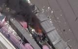 Video: Konkurentu smaga avārija aptur Šūmahera cīņu par uzvaru
