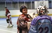 Foto: Latvijas inline hokeja čempionāts, spēle par 1. vietu: IHK Olaine - IHK Hokejam.lv.