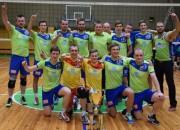 """Nacionālajā volejbola līgā par čempioniem kļūst """"Jēkabpils Lūši"""""""