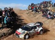 Mīke Argentīnā gūst pirmo WRC uzvaru, Evansam pirmais pjedestāls