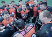 """""""Riga Lions"""" svin uzvaru amerikāņu futbola Baltijas Jūras līgas spēlē"""