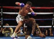 Golovkins uzveic Monro un nosargā savus WBA un IBO titulus