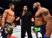 Romero nokautē bijušo UFC čempionu Mačidu