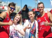 Latvijas pludmales volejbolisti uzzina pretiniekus Kontinentālā kausa 4. kārtā