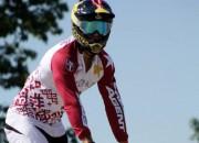 Štrombergs un Treimanis piedalīsies olimpisko spēļu BMX trases testa sacensībās
